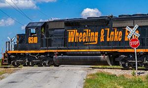 Wheeling Amp Lake Erie Railway The Largest Railroad Based In Ohio