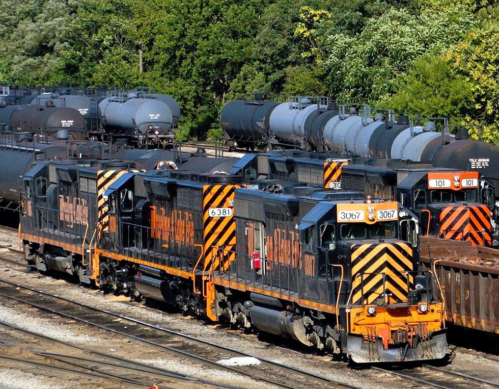 Overview of Wheeling & Lake Erie Railway - Ohio-based Railroad